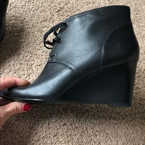 d045a25a6380 Ralph Lauren Shoes - Ralph Lauren Tamia Calfskin Booties